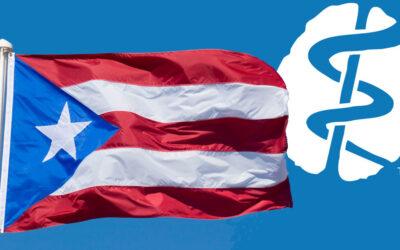 Psiquiatras colaboran con la recuperación de las comunidades de Puerto Rico, después del huracán Maria